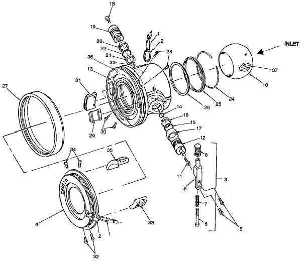 Figure 5-7. Three-Inch Valved Unisex Coupling