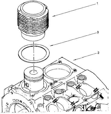Figure 6-11. Cylinder Removal