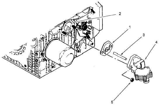 Figure 6-45. Fuel Pump Installation