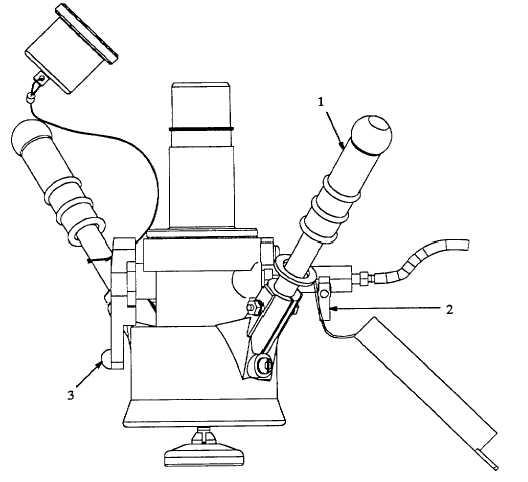 Figure 2-2. Recirculation Nozzle Controls