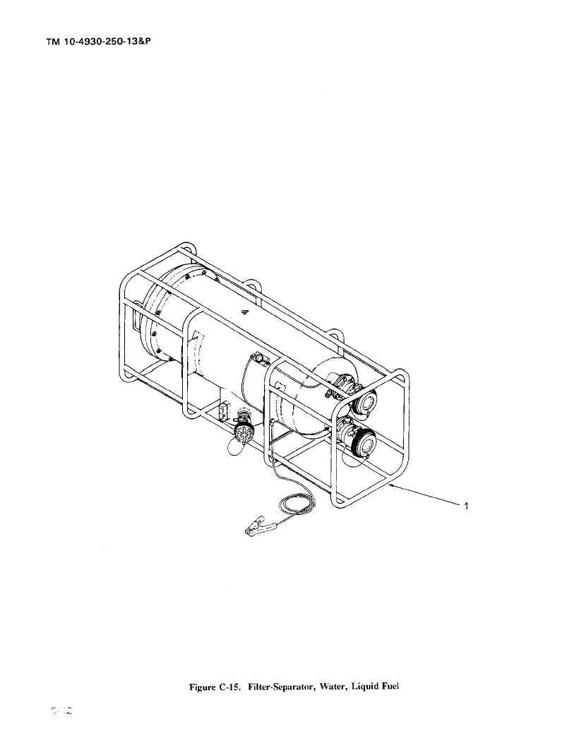 Figure C-15. Filter-Separator, Water, Liquid Fuel