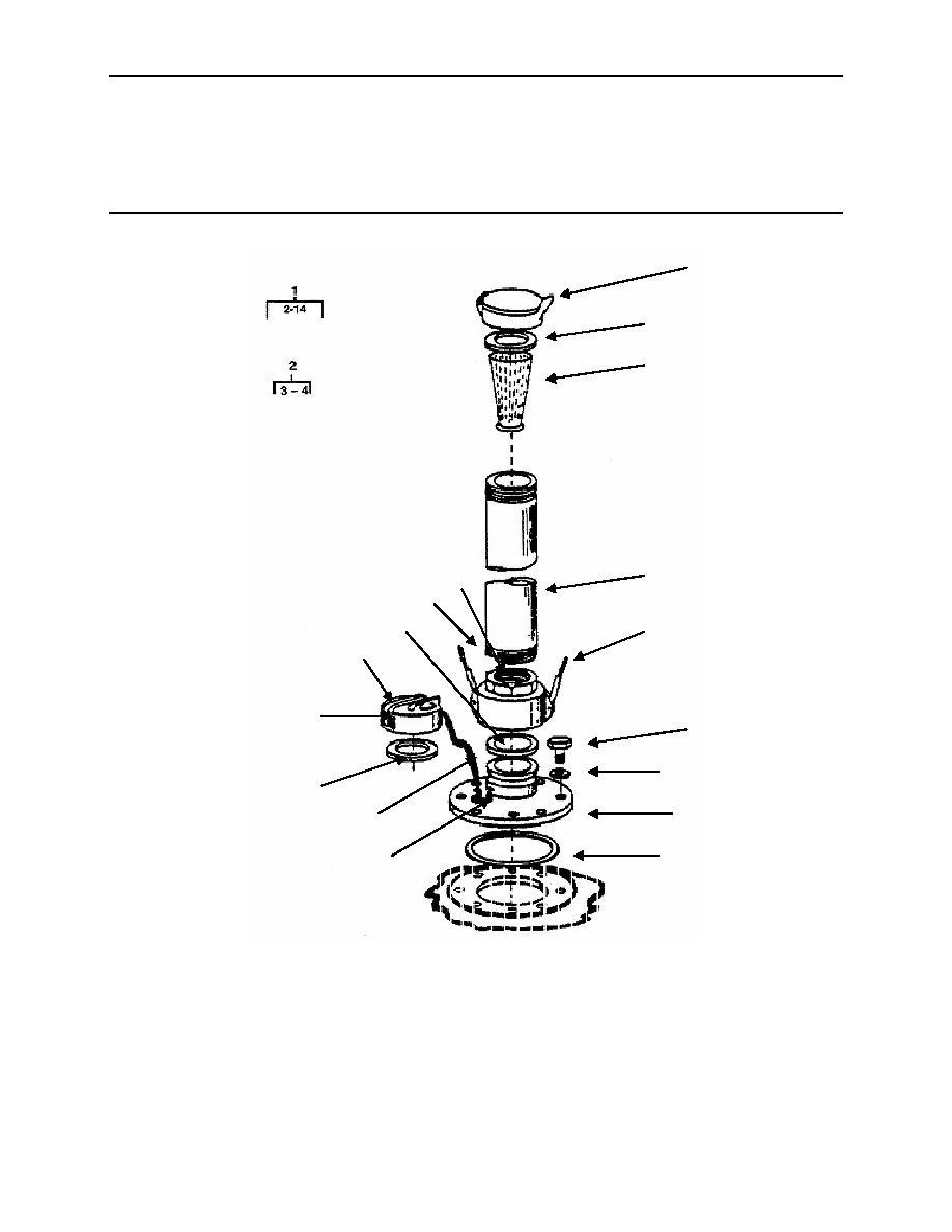 Figure 2. Vent Fitting Assembly (Models BA91-142, PD5430