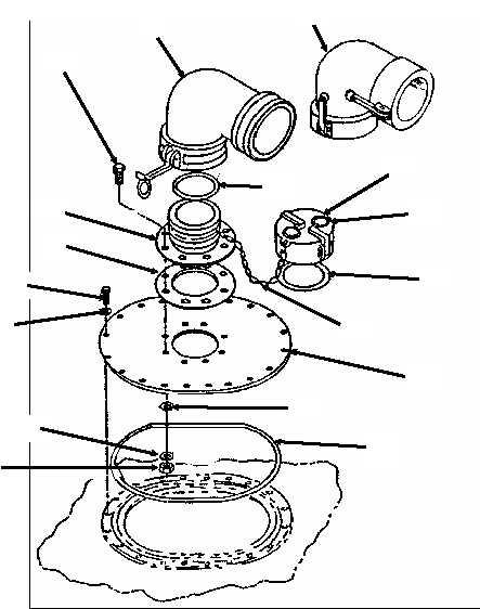 Figure 9. Filler/Discharge Assembly (GTA Models)
