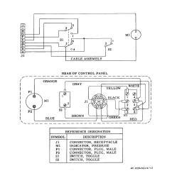 wiring diagram tm 5 4320 242 140017 [ 918 x 1188 Pixel ]