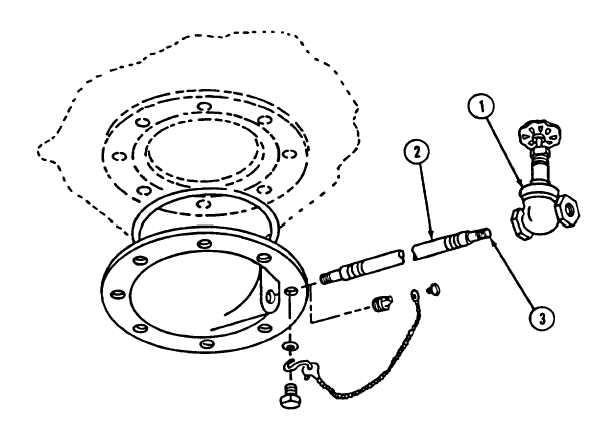 Figure 3-12. Drain Gate Valve