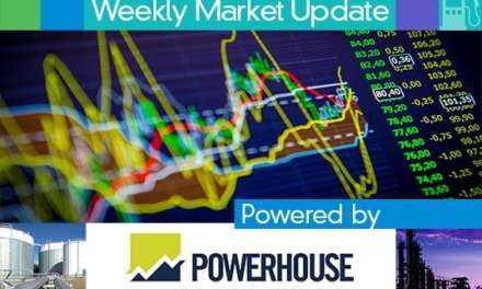 Weekly Energy Market Situation, August 14, 2017