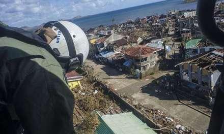 Aloha Petroleum Donates $12,741 to Typhoon Haiyan Relief Efforts