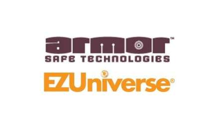 ARMOR Safe Technologies and EZUniverse Inc. Announce Global, Strategic Partnership