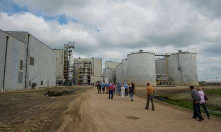First Commercial-Scale Cellulosic Ethanol Plant in the U.S. Opens For Business