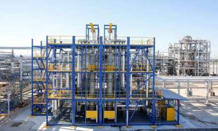 World's First Demonstration Plant to Directly Convert Natural Gas to Ethylene