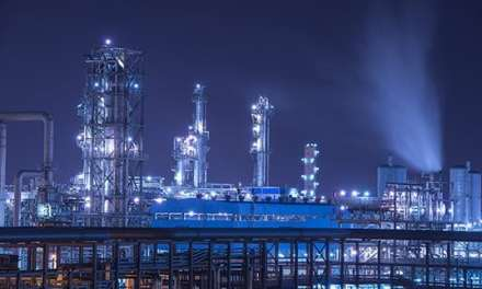 EIA: U.S. Refineries Running at Near-Record Highs