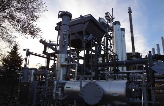 Turning Natural Gas into Diesel