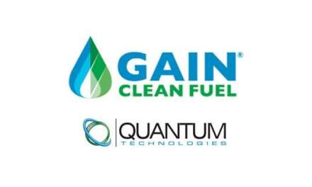Quantum and GAIN® Clean Fuel form Industry Alliance for No Money Down Program for CNG Trucks