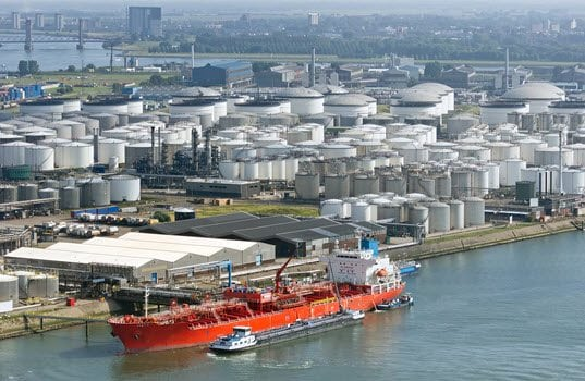 Export Restrictions on Crude: Not a Ban, But a Bother