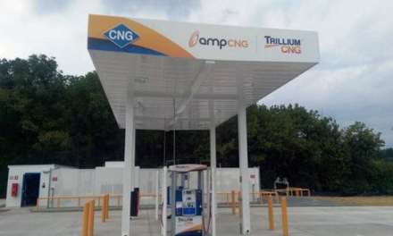 amp Trillium Opens Compressed Natural Gas Station in Newport, Tennessee
