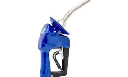 New Diesel Exhaust Fluid Nozzle Makes Dispensing More Economical