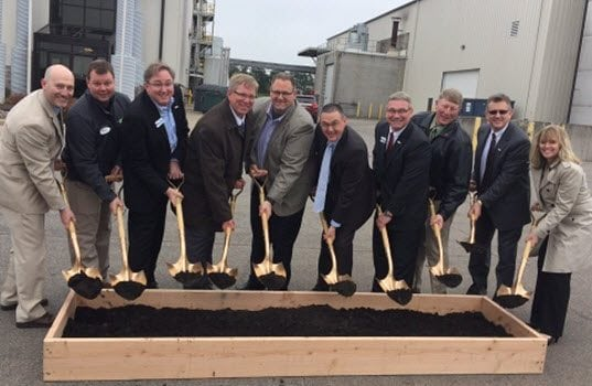 Renewable Energy Group Holds Ribbon Cutting for Madison, WI Biorefinery