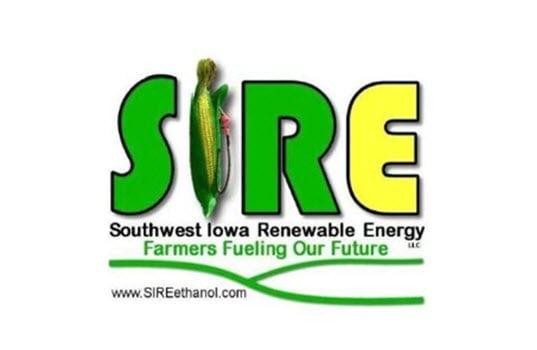 Southwest Iowa Renewable Energy, LLC Announces a Fire at Its Plant