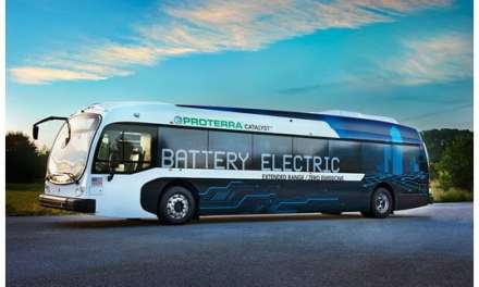 The California Air Resources Board Awards Funding to San Joaquin Valley Air Pollution Control District to Deploy 15 Proterra® Buses