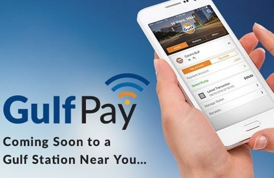 Gulf Oil Announces New Gulf Pay Mobile App