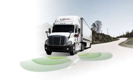 Ryder Introduces Safety Technologies for New Vehicles Coming into Its Rental Fleet