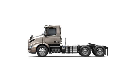 New Volvo VNR Regional Haul Truck in North America