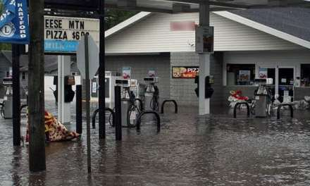 Study: Floods, Fires, and Sales Slowdowns Rank as Top Threats to Small Businesses