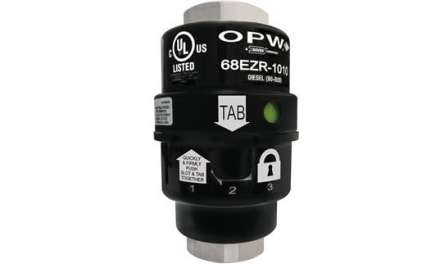 OPW 68EZR Reconnectable Breakaway Valve Now Available in 1""