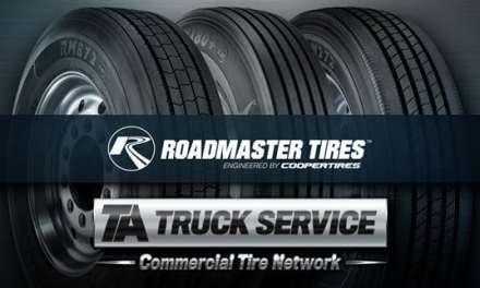 TA Truck Service Commercial Tire Network Introduces Roadmaster National Tire Accounts