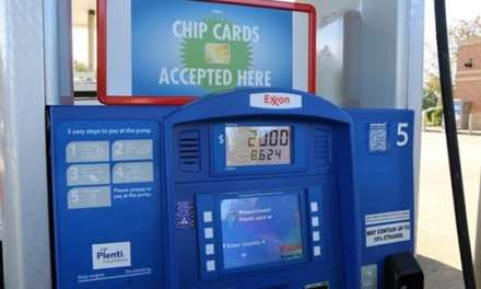 Holmes Oil Processes First ExxonMobil EMV™ Transaction on the Forecourt