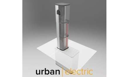 Urban Electric Announces UEone Pop-up Charge Point for Residential On-street Charging of Electric Vehicles