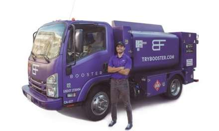 Booster Expands Fuel Delivery and Tire Care Service for Fleets