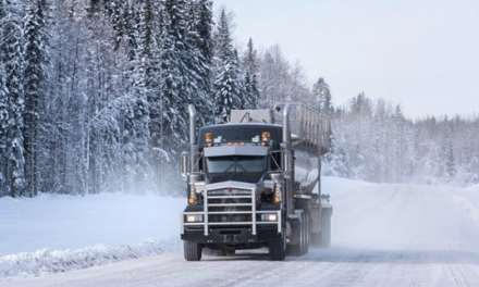Driver Input Results in a Drive-Axle Tire that Helps Fleets Beat Extreme-Road Conditions