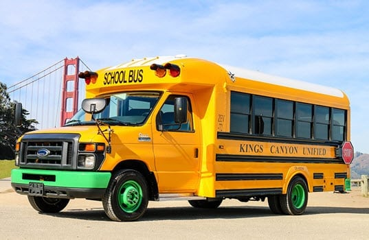 Motiv Power Systems Expands East Coast Presence with Latest Order for Trans Tech's eSeries All-Electric Type A School Buses