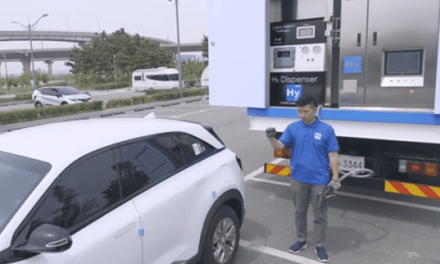 Hylium Industries Releases World's First Mobile Liquid Hydrogen Refueling Station