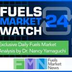 Fuels Market Watch 24, April 15th Edition