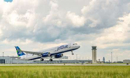 JetBlue And Airbus Take to the Sky Using Renewable Jet Fuel