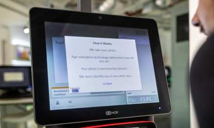 NCR Automates Age Approval at the Self-Checkout