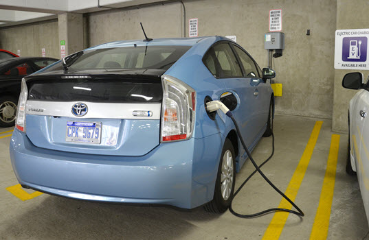 Electric Vehicle Charging Station Market to Surpass US$3 Bn by 2026 States TMR