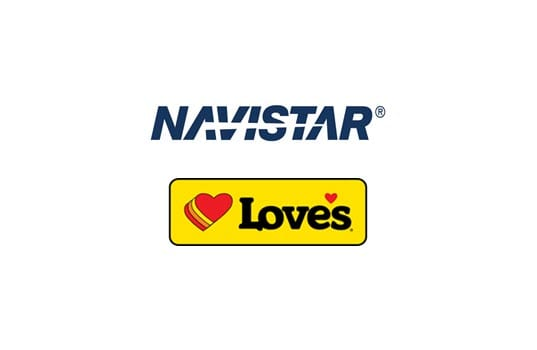 Navistar Forms Service Partnership With Love's Travel Stops