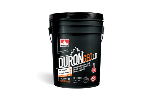 Petro-Canada Lubricants Launches New and Improved Duron Geo