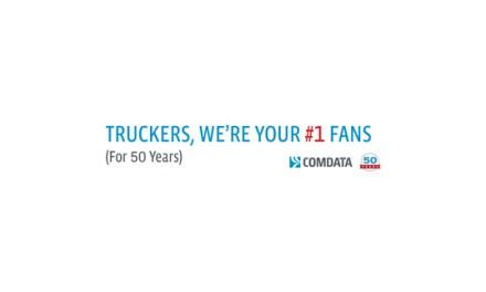 Comdata® Celebrates Truck Drivers in June with Driver Appreciation Month