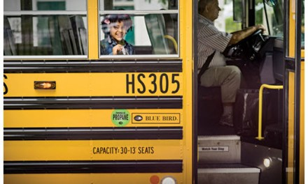 Greener School Buses Highlighted at Texas School Transportation Expo