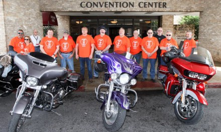 "OESP Raises More Than $20,000 at the Spring ""Care to Ride"""