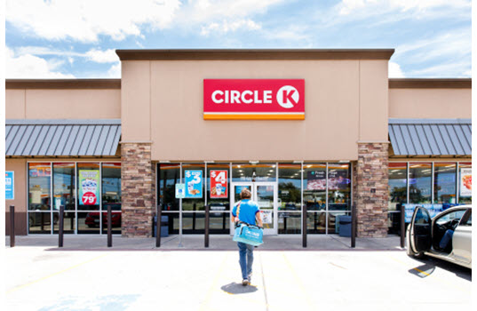 Circle K Launches On-Demand Delivery Across Texas via Favor
