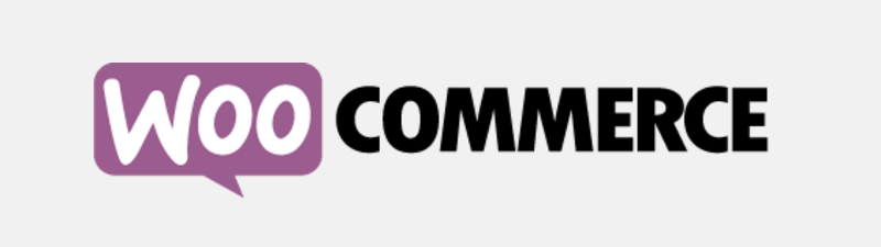 WordPress E-Commerce WooCommerce Logo