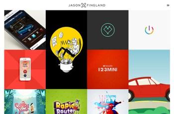 Jason Fingland WordPress Theme