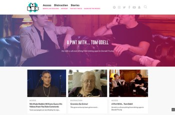 BeBox Music UK WordPress Theme