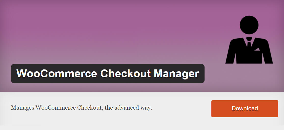 Free WooCommerce extensions: Checkout Manager