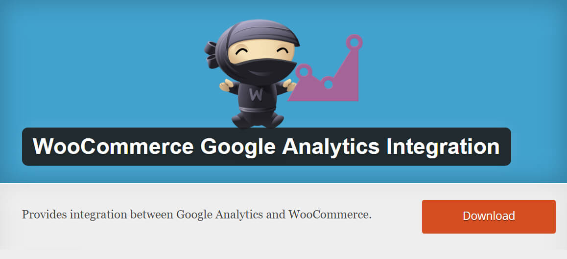 Free WooCommerce extensions: Google Analytics Integration
